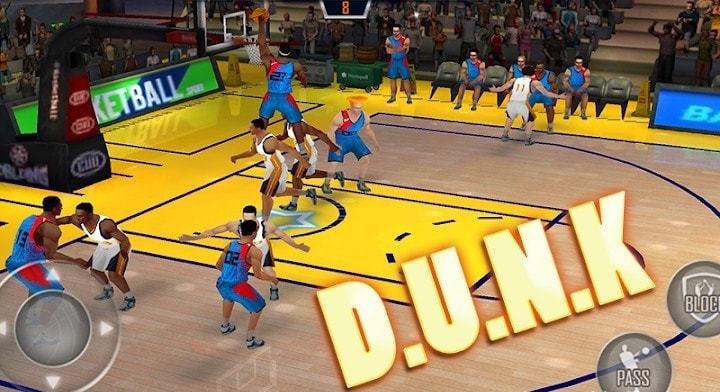 美国篮球季后赛图3