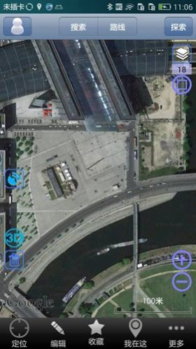 奥维地图2021高清卫星地图图2