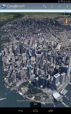 谷歌地球2021高清卫星地图图2