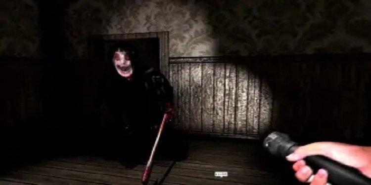 3D恐怖游戏推荐